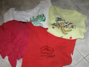 ...Group of ....Tops for Jeans....Sporty!...