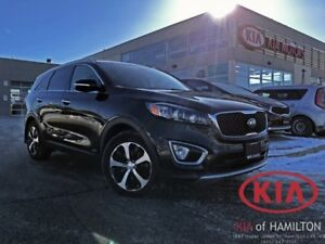 2016 Kia Sorento EX V6 7Seater | Low KM | 1 Owner