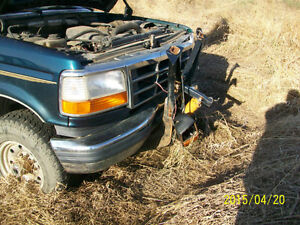 Parting out 1996 Ford F-250 truck – PRICE REDUCED Strathcona County Edmonton Area image 3