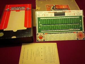 Antique Electric Football Game from the 1940's