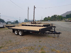 Deck Above Trailers 18 ft or 20 ft