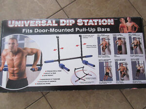 Universal Dip Station- New, in unopened box