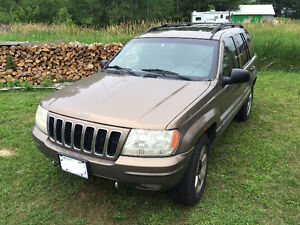 2000 Jeep Grand CherokeeLtd