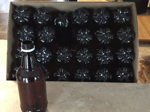 500ml Plastic Beer Bottles
