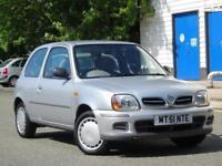 Nissan Micra 1.0 16v S 2002 + YES GENUINE 30,000 MILES!! + FSH + BARGAIN