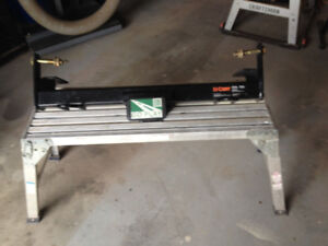 Front Mount Reese Hitch