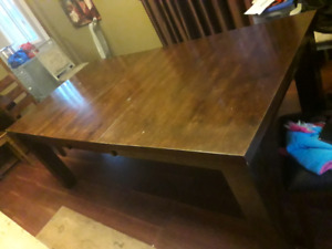 4-6 person dining table, best offer