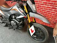 KEEWAY TX125cc SUPERMOTO 125cc