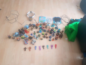Skylanders PS3 with Kaos trap