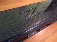 Nissan 350Z carbon fibre strut brace cover