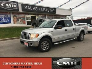 2012 Ford F-150 LARGE PICK-UP   XLT 4X4 XTR-PKG *CERTIFIED*