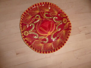 Original Mexican Sombrero, women's size
