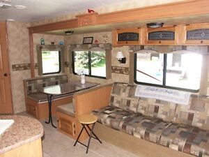 2009 North Country LS 27BHS Travel Trailer Strathcona County Edmonton Area image 7