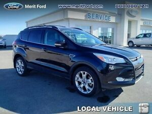 2013 Ford Escape SEL 4WD   - one owner - ex-lease - local - trad