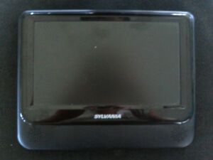 Sylvania Portable TV Screens (x2)