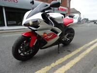 2008 YAMAHA YZF R1 IN WHITE/RED STUNNING EXAMPLE