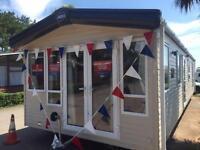 Static Caravan Felixstowe Suffolk 2 Bedrooms 6 Berth ABI Sunningdale 2017