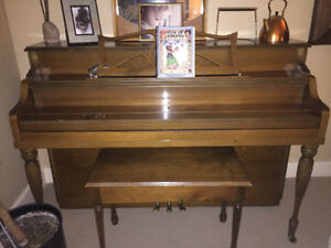 Apartment sized piano: Free!