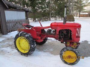 Massey-Harris 'Pony' Tractor