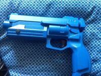 Sega saturn light gun