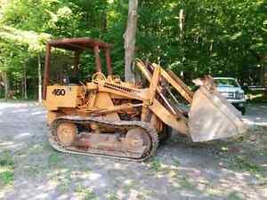 Bulldozer case 450