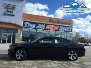 2015 Dodge Charger SXT  ACCIDENT FREE, BLUETOOTH, HEATED SEATS