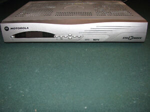 Motorola Star Choice HD receiver (DSR-505)