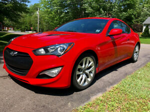 2013 Hyundai Genesis Coupe 2.0T - All offers considered!