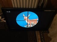 "Panasonic 42"" plasma tv TH-42PX70B"
