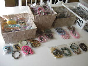 MUST SELL Entire Inventory of Gem & Bead Jewelry + Accessories