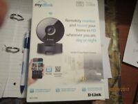 HD wifi day/night camera.