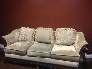 SOLD!!! oversized chair and couch Kitchener / Waterloo Kitchener Area image 2