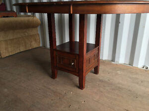 Solid Wood Dining Table - $100 Kitchener / Waterloo Kitchener Area image 3