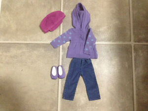 American Girl doll Casual chic outfit - retired