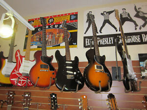 MATTS MEDIA OUTLET Is Looking To Purchase Your Guitars!