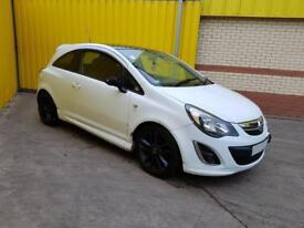 2013 VAUXHALL CORSA LIMITED EDITION 1.3 CDTI ECOFL, category N