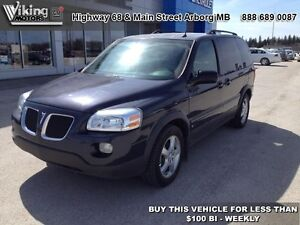 2008 Pontiac Montana    - $82.18 B/W