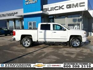 2016 Chevrolet Silverado 1500 LTZ-Leather Heated/cooled seats-Na