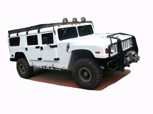 2006 UBILT HUMMER H1 4X4 WAGON Cash/ trade/ lease to own terms