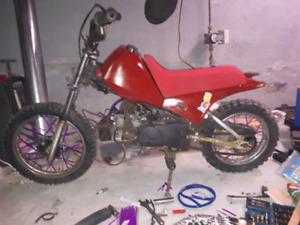 1982 Yamaha 80cc