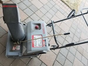 Snow Blower - Sears Model