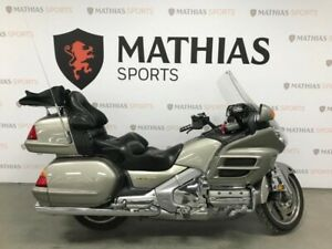 2003 Honda goldwing gold wing