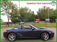 2007 (07) Porsche Boxster 3.4 S Tiptronic S