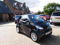 2011 Smart fortwo 0.8cdi ( 54bhp ) Softouch Passion 38000 Miles !
