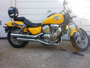 1995 Honda VF750 Magna $3200.00 or best offer