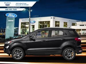 2018 Ford EcoSport Titanium  - Leather Seats -  Heated Seats