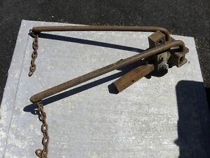 Trailer Hitch and Sway Bars
