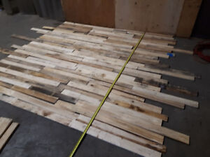 Pallet Boards For Accent Walls And Pinterest Projects