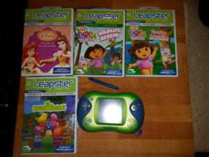 Leapster 2 with Games