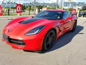 2018 Chevrolet Corvette Stingray  - Bluetooth - $407.47 B/W